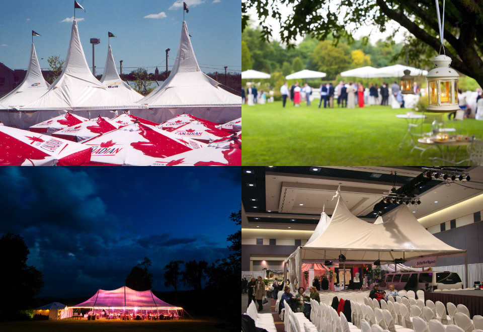 corporate tradeshow tent rentals london ontario