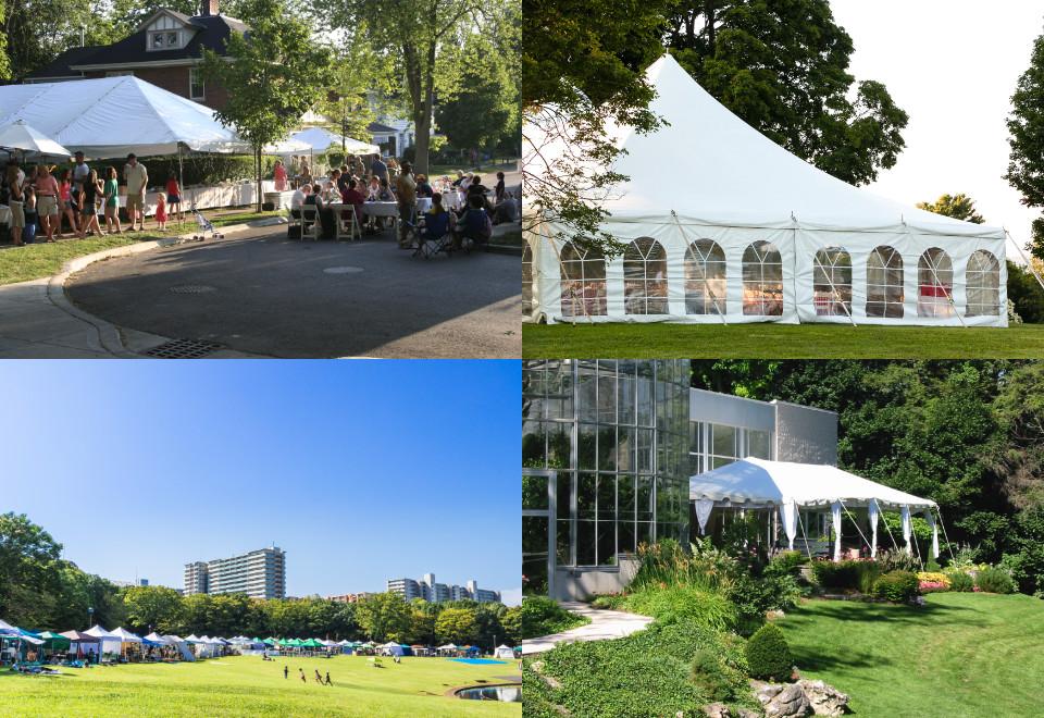 social sport concert tent rental london ontario